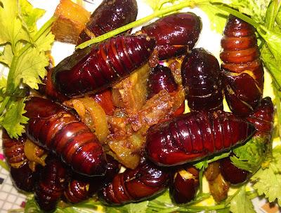 Assamese Muga Leta Recipe
