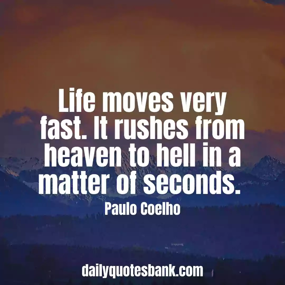 Paulo Coelho Quotes On Life That Will Change Your Life