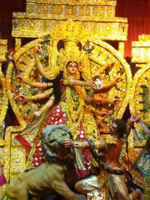 Story Of Durga Puja