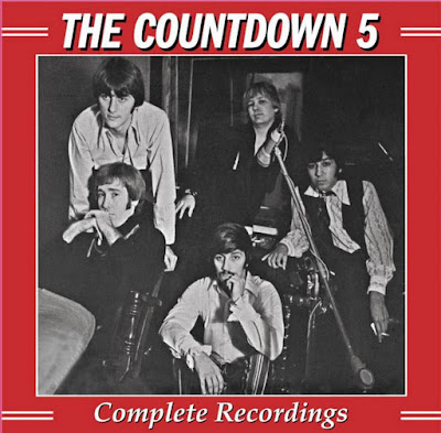 "The Countdown 5 – ""Complete Recordings 1965-1969"""