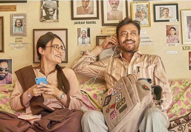 Irrfan Khan Film, homi adajania film, Homi Adajania, film angrezi medium, coronavirus, angrezi medium re-release