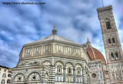 इटली से पुनर्जागरण का प्रारंभ।
