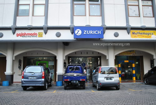 Alamat Zurich Insurance Jakarta, Pt Zurich Insurance Indonesia Kantor