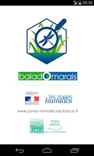 https://play.google.com/store/apps/details?id=fr.oieau.baladomarais&hl=fr