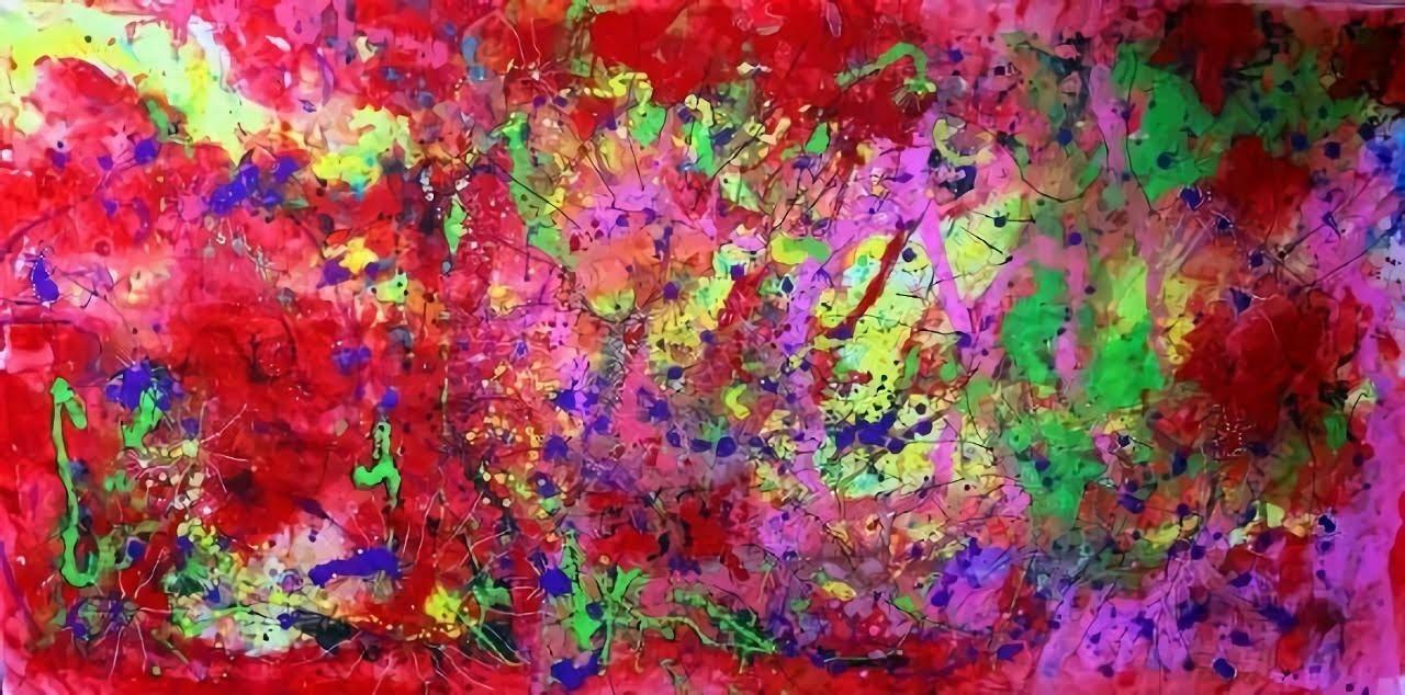 「色、線」記事-何匯百藝術創作展|活動