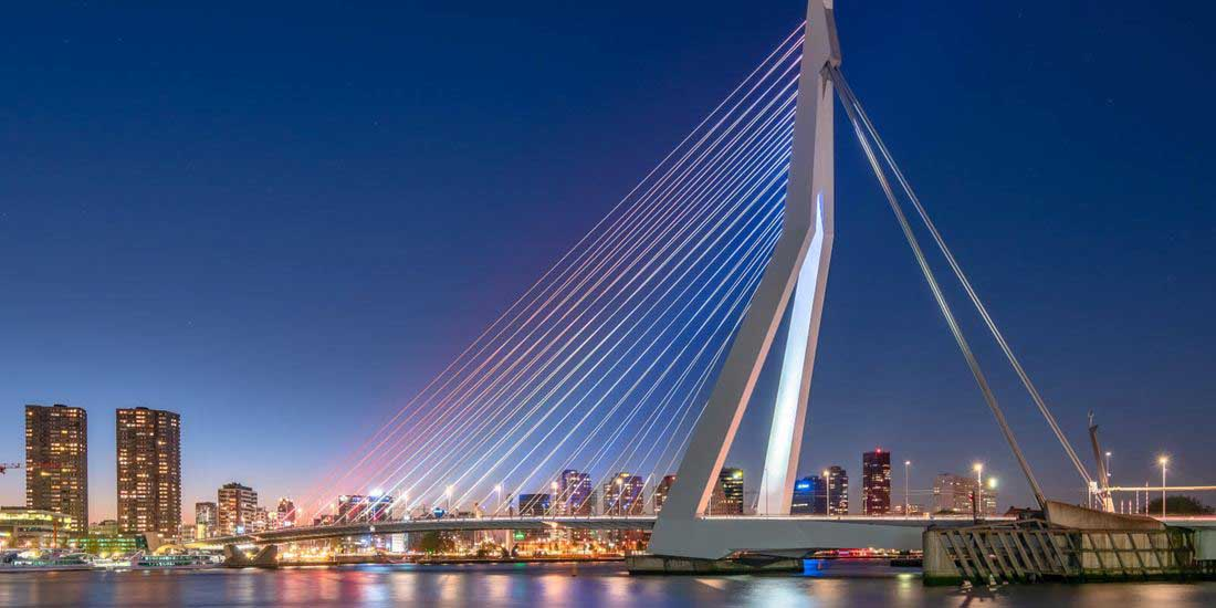 Get your Bags ready for Eurovision 2020 in Rotterdam