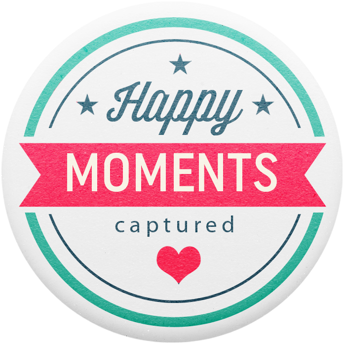 happy moments blog graphic