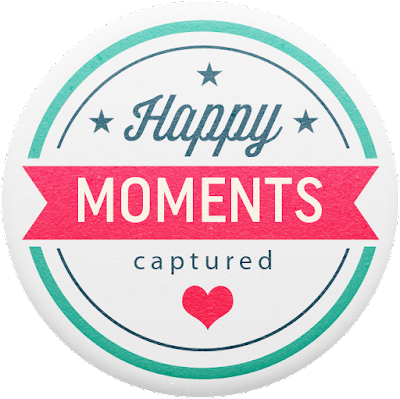 happy moments blog graphic
