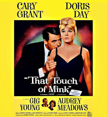 That Touch of Mink film poster