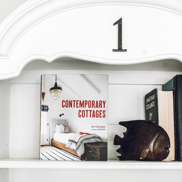 Contemporary Cottages -  Your New Favorite Design Book