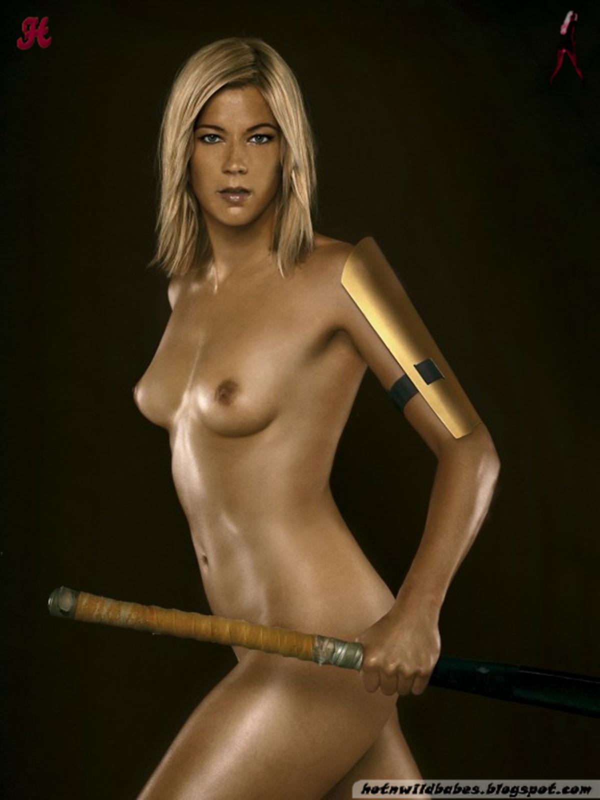 Women players nude hockey naked