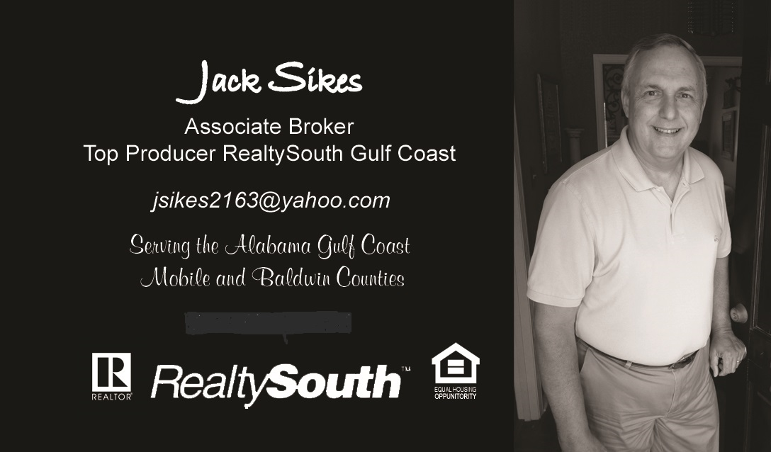 Need A Realtor On The Alabama Gulf Coast?