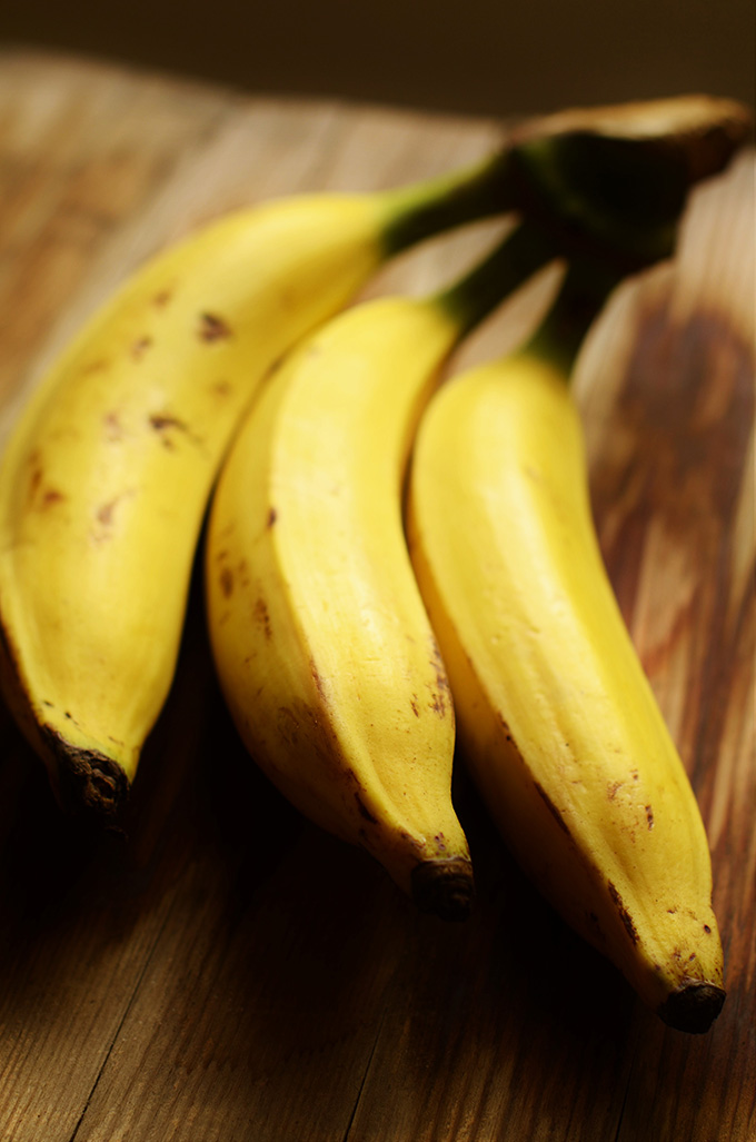 yellow plantains