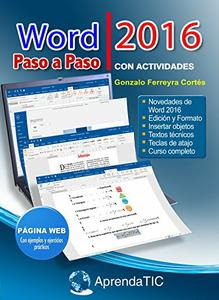[Free ebook PDF]Word 2016 Paso a Paso con Actividades