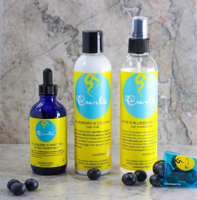 CURLS Triple Threat Products for Hair Growth