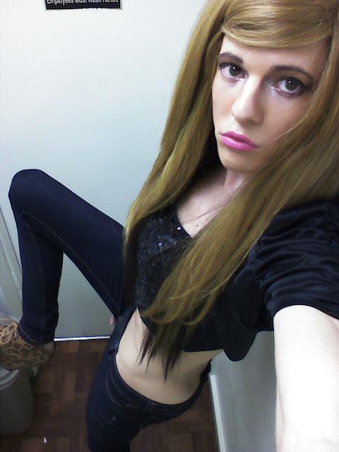 Tgirl Model