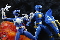 Power Rangers Lightning Collection Dino Thunder Blue Ranger 54