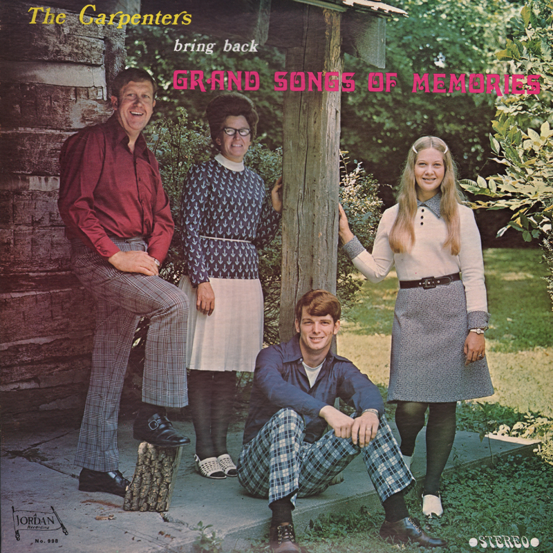 The Good, Bad & Ugly Gospel Record Barn: The Carpenters
