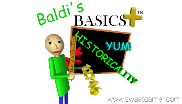 تحميل لعبة baldi's basics للكمبيوتر