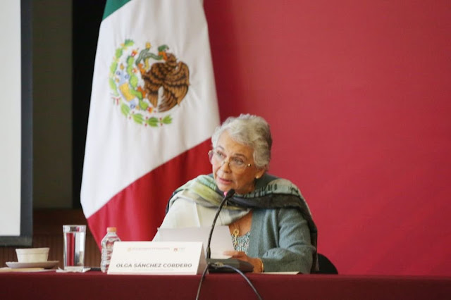 El reto es consolidar una educación sexual integral que incluya una corresponsabilidad masculina: Olga Sánchez Cordero