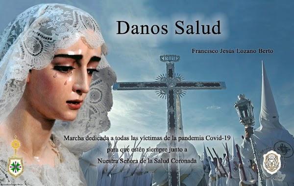 Estreno de la Marcha «Danos Salud» por la Banda de Musica de Dos Hermanas Santa Ana