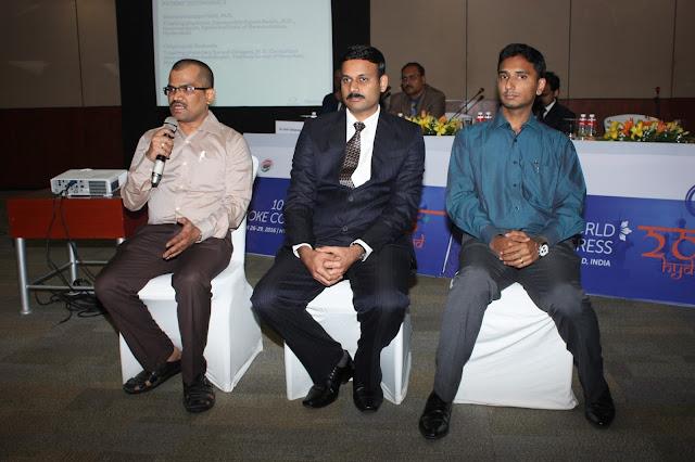 Patient with Dr Sannareddy Rajesh Reddy (Neurosurgeon, Apollo Institute of Neurosciences, Hyderabad)