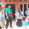 Camat Marbo dan Kepala Dinas Kesehatan ke Lokasi Yang Terkena Wabah Penyakit