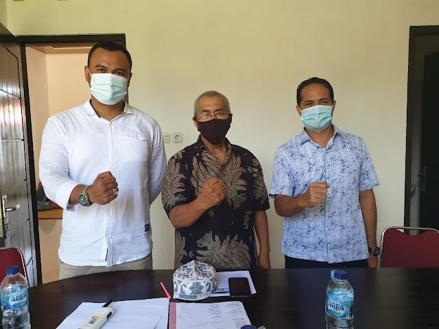 Drs,Muchlis Anwar,MM Mantapkan Pilihan ke Pasangan Beni-Radi di Pilbup Sijunjung 2020 | dutametro