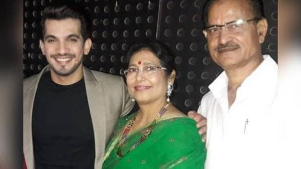 Arjun Bijlani Mother Law Tanuja Swami Passes Away