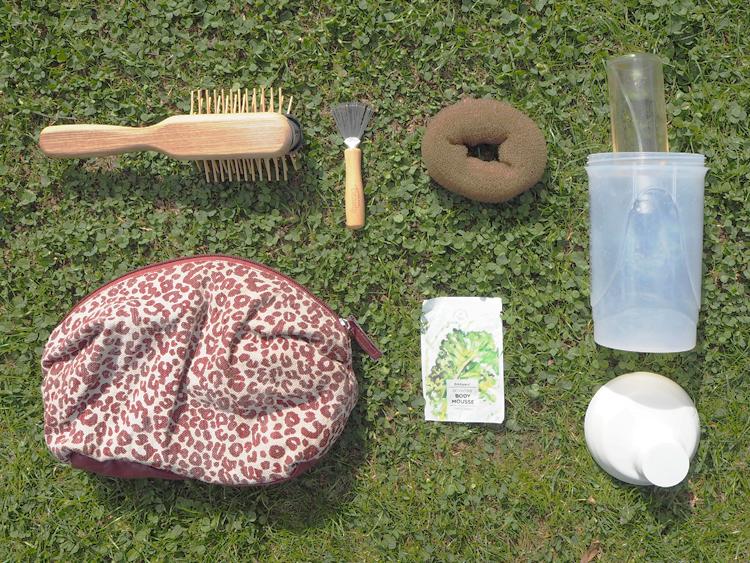 Haare auf Reisen | Water Only Utensilien
