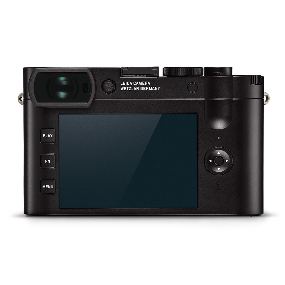 Leica Q2, вид сзади