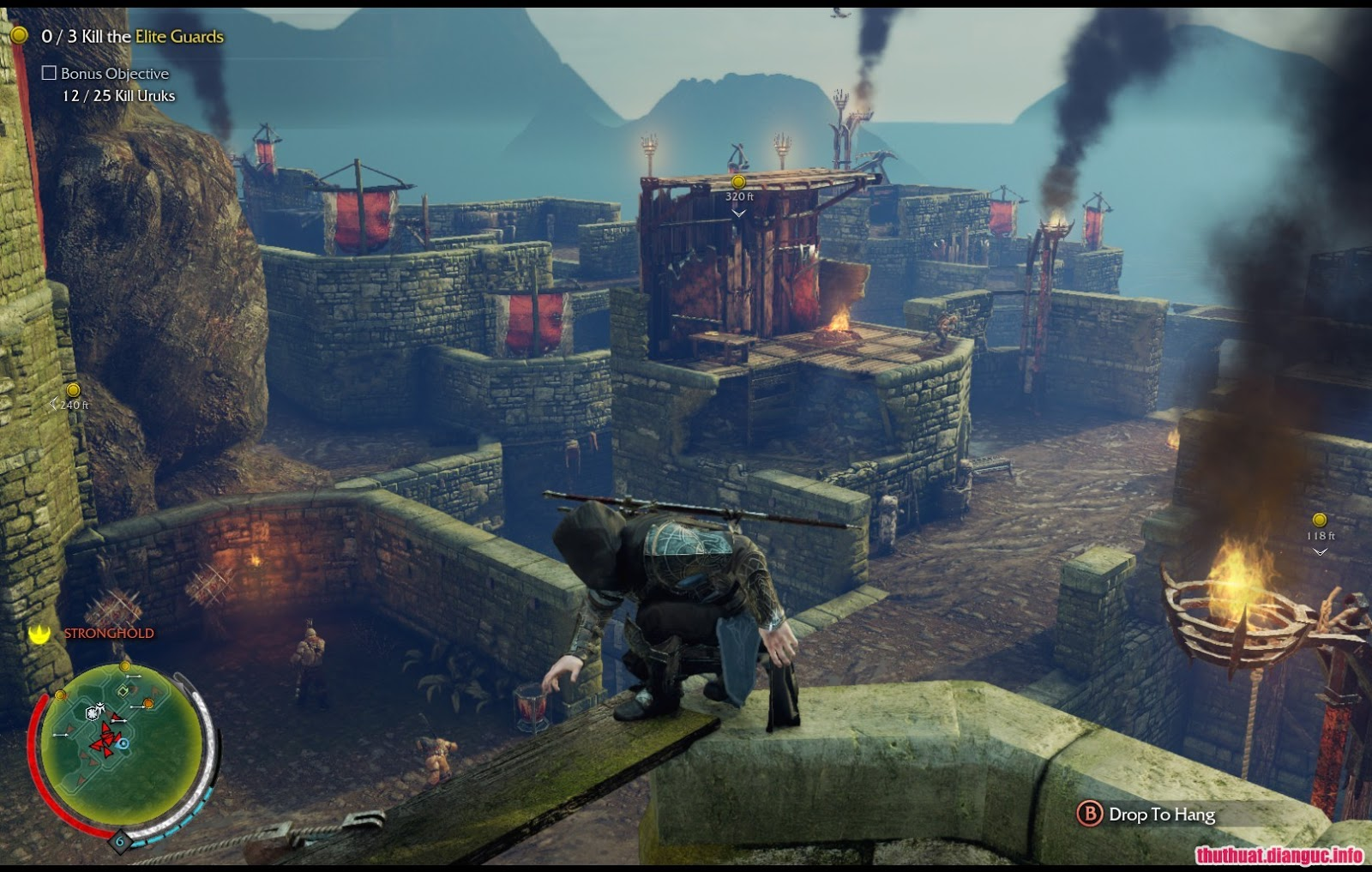 Middle Earth Shadow of Mordor Full Crack ISO, Tải game Middle-earth: Shadow of War miễn phí