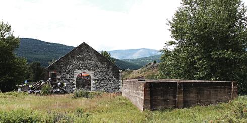 Leitch Collieries Crowsnest Pass Alberta