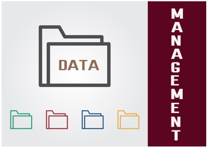 Role of Data Management