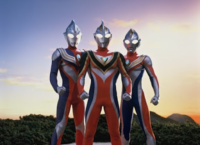 Ultraman Tiga, Dyna & Gaia: The Battle In Hyper Space Now Streaming Legally