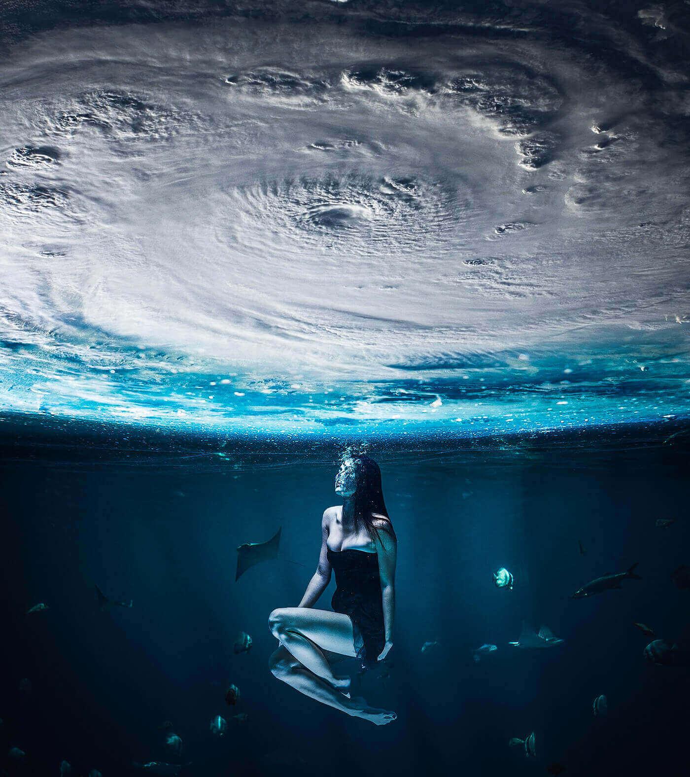 Fotografías surrealistas Justin Peters
