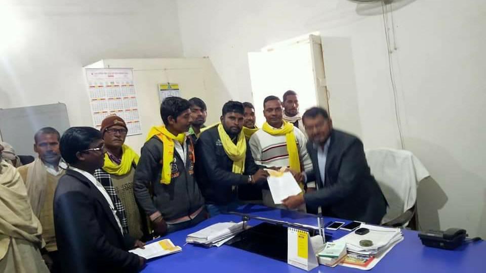 Lakhimpur%2BKheri हरदोई कलेक्ट्रेट में सुभासपा कार्यकर्ताओं ने धरना प्रदर्शन कर आन्दोलन की चेतावनी दी