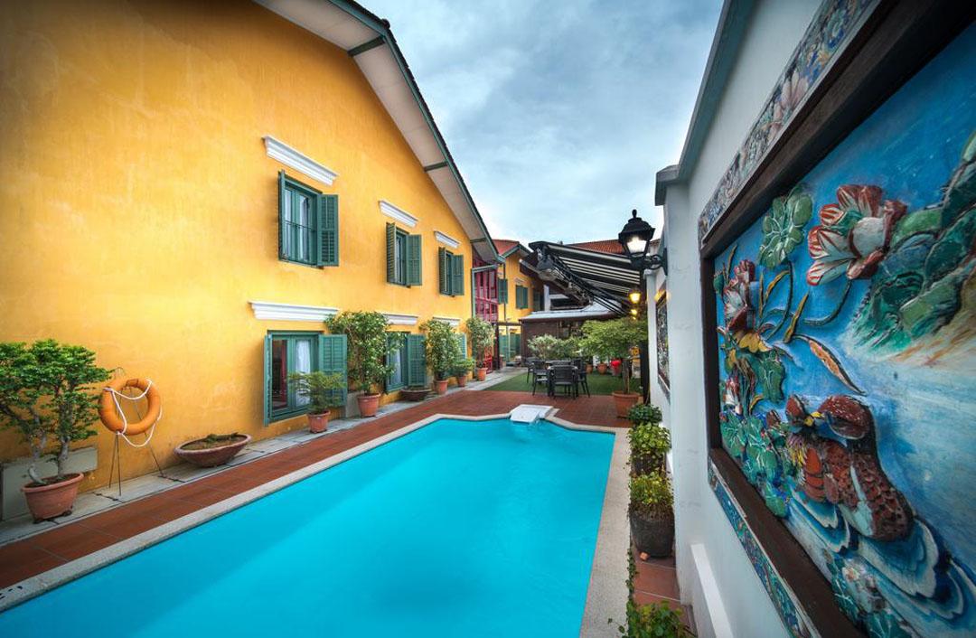 Yeng Keng Hotel Heritage Hotel in Penang