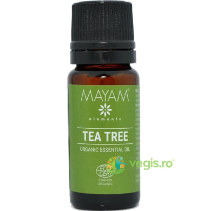 Ulei Esential De Arbore De Ceai (Tea tree) BIO 10ml MAYAM