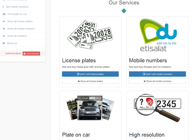 Reliable Website for Selling and Buying License Plates and Mobile Numbers