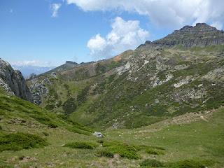Peña Labra y Pico Tres Mares