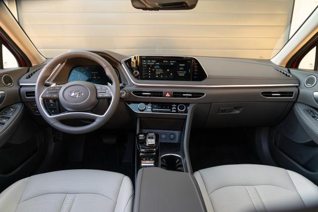 2022 Hyundai Sonata Review