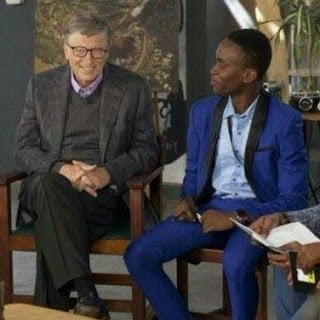 This Young Nigerian Entrepreneur Turned Down Bill Gates Offer To Work in Microsoft