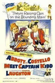 Abbott and Costello Meet Captain Kidd movieloversreviews.filminspector.com film poster