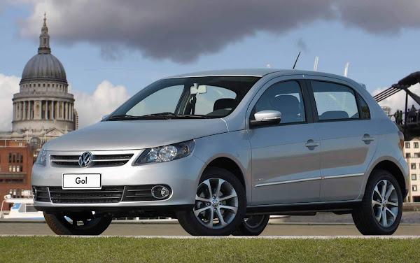 Os carros usados mais vendidos do Brasil em abril de 2021