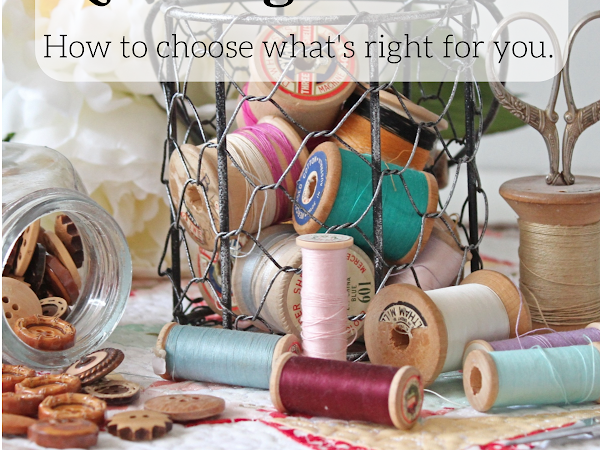 """Quilting Threads - How To Choose What's Right For You! <img src=""""https://pic.sopili.net/pub/emoji/twitter/2/72x72/2702.png"""" width=20 height=20>"""