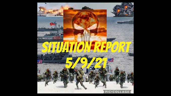 Situation Report: Troops Mobilizing All Over The Globe! - Must Video