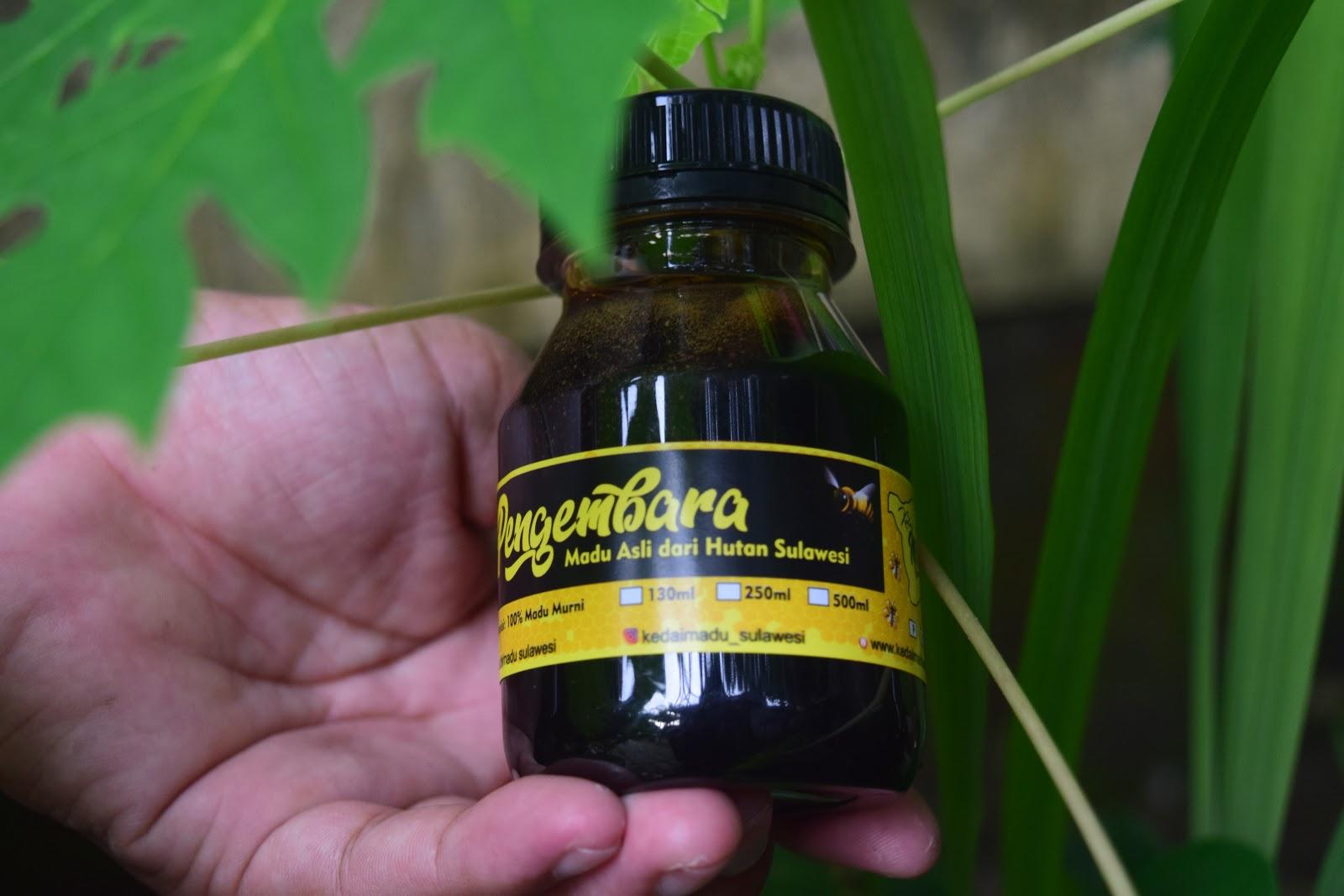 Produk Kedai Madu Sulawesi