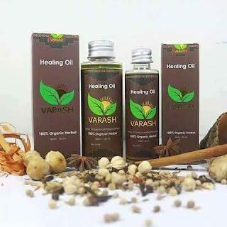 Pengenalan Produk Minyak Varash Healing Oil