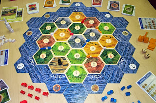 Play Settlers of Catan Online Mobile Version
